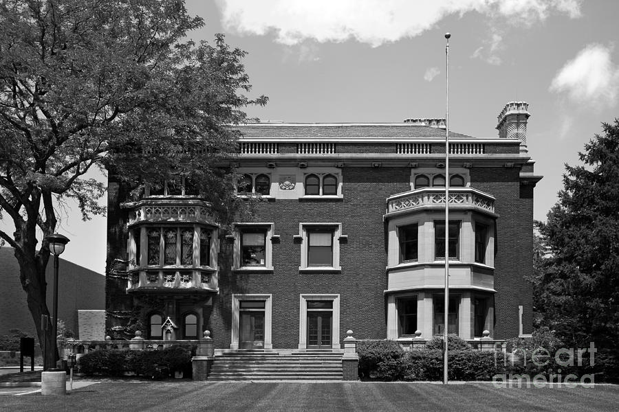 1974 Photograph - Cleveland State University Mather Mansion by University Icons