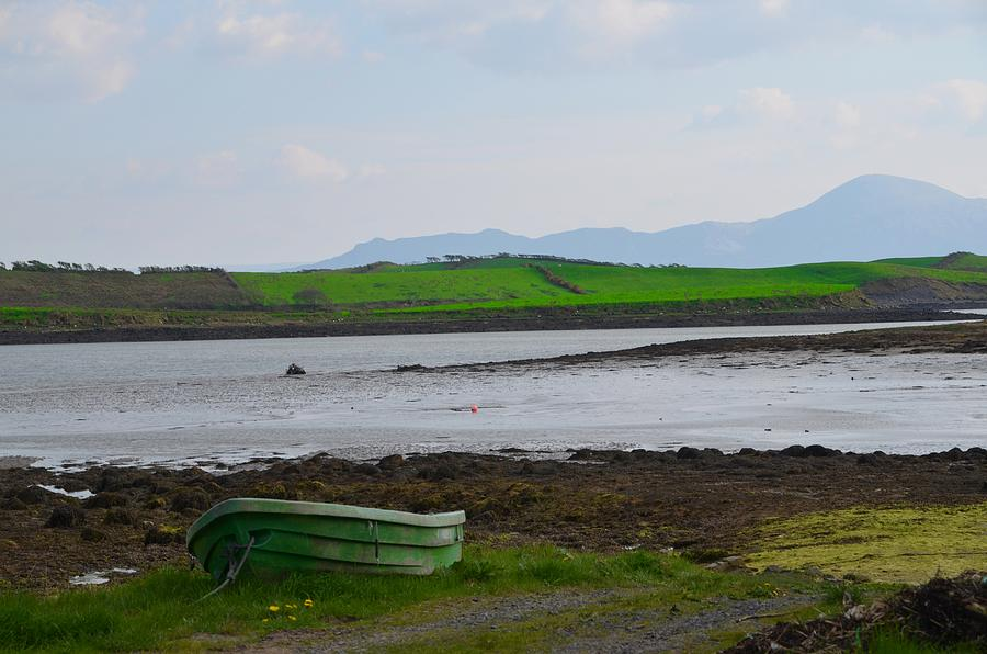 Clew Photograph - Clew Bay County Mayo Ireland by Bill Cannon