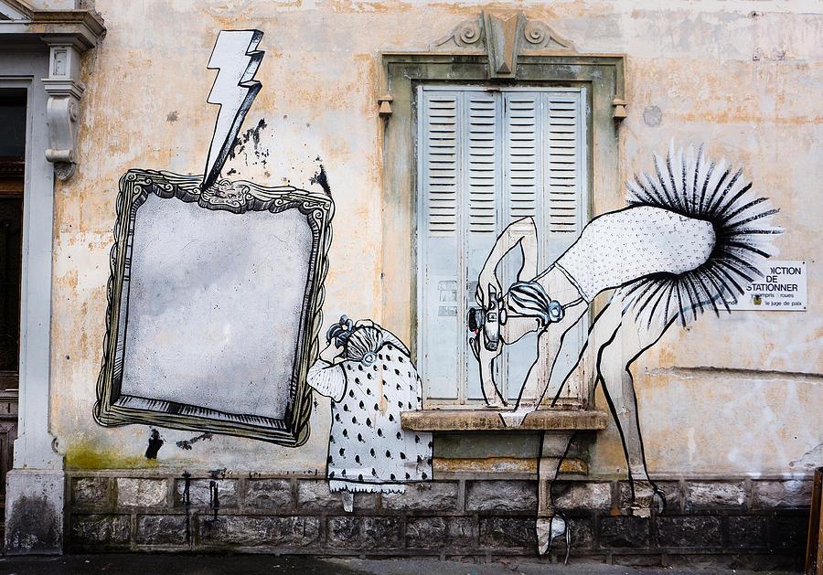 Vevey Photograph - Click x1 by Pedro Nunez