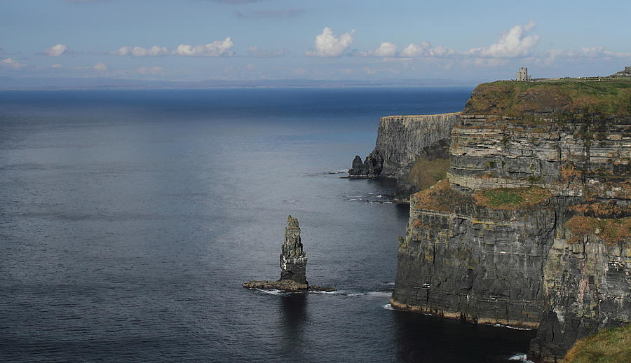 Cliffs Of Moher Photograph by Peter Skelton