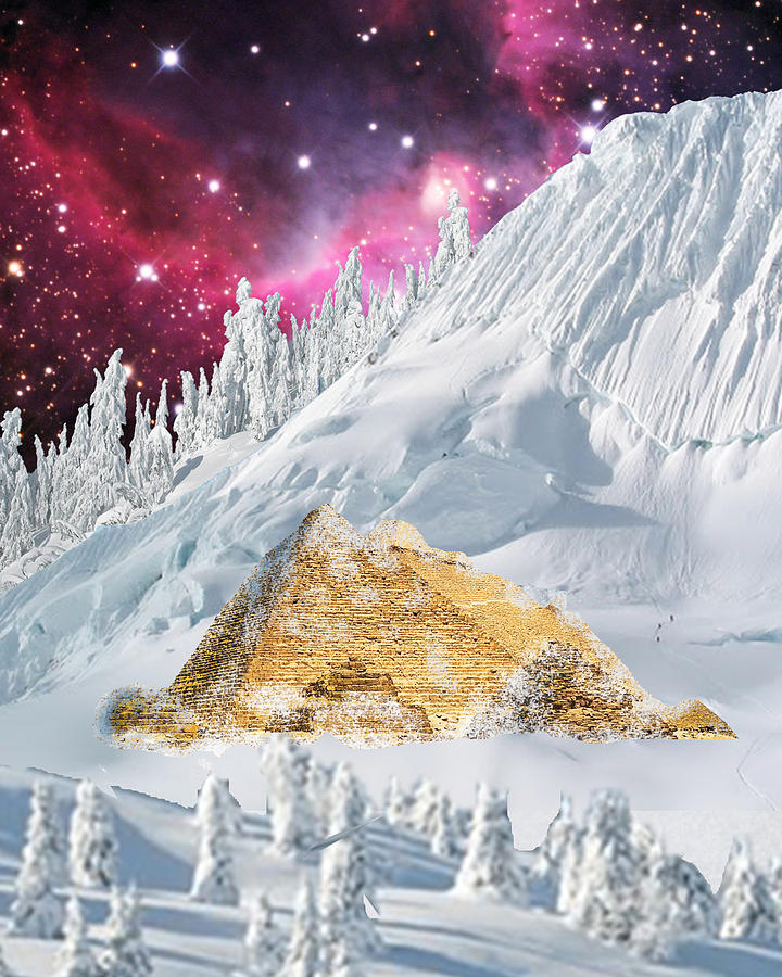 Pyramids Photograph - Climate Change by Bruce Iorio