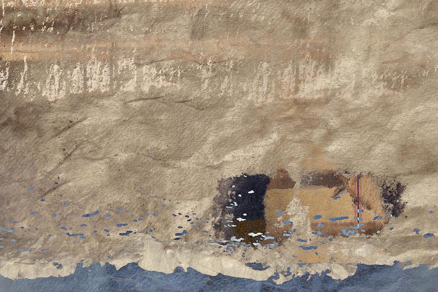 Seascape Photograph - Close To Shore by Carol Leigh