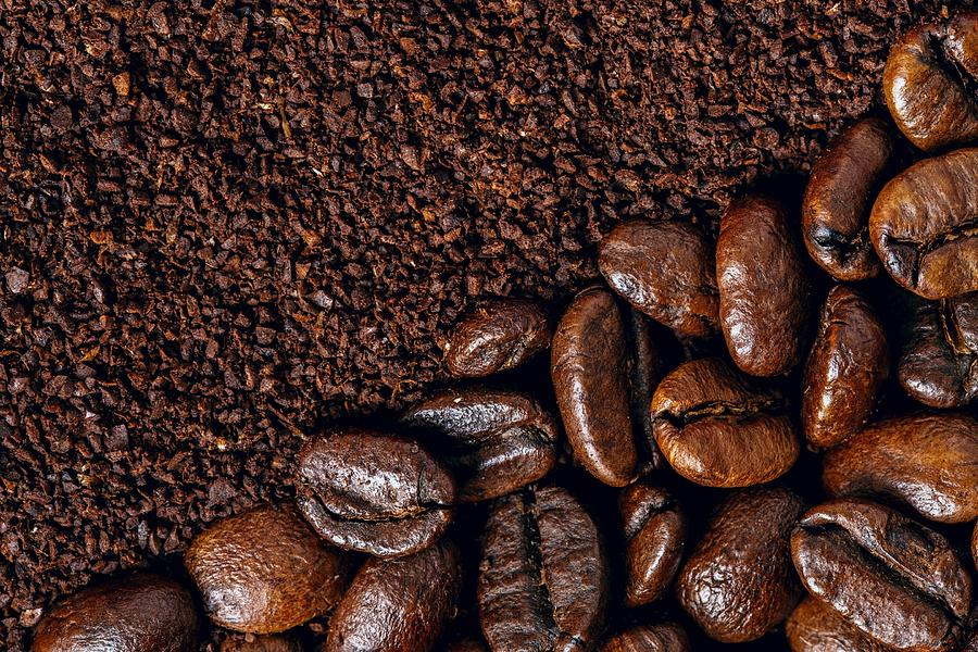 Close-up Of Roasted Coffee Beans Photograph by Marc Mcdermott / EyeEm