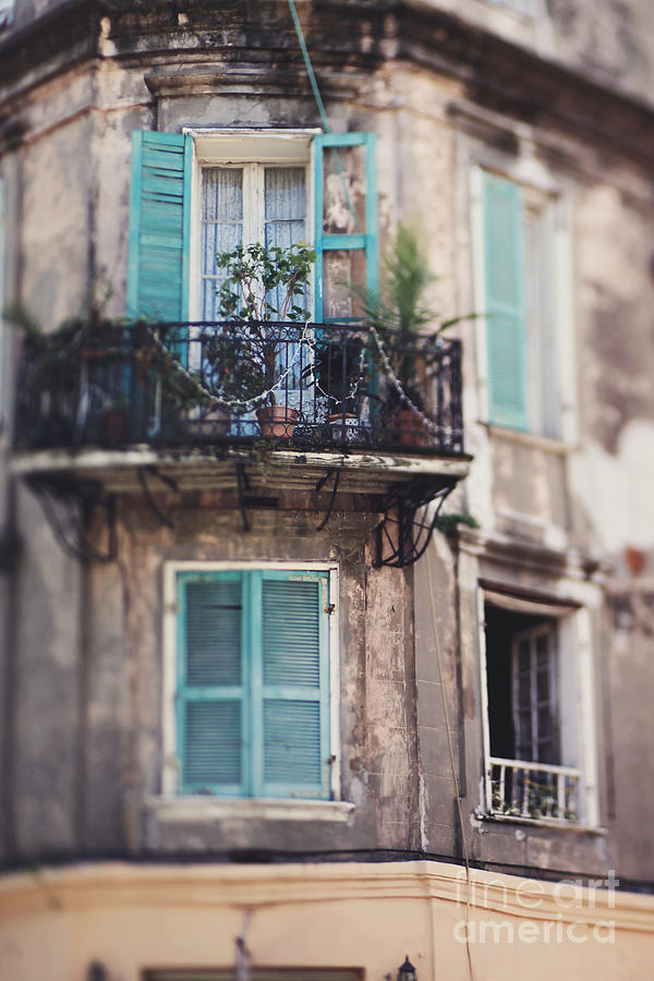 New Orleans Photograph - Close Your Eyes And Dream by Heather Green