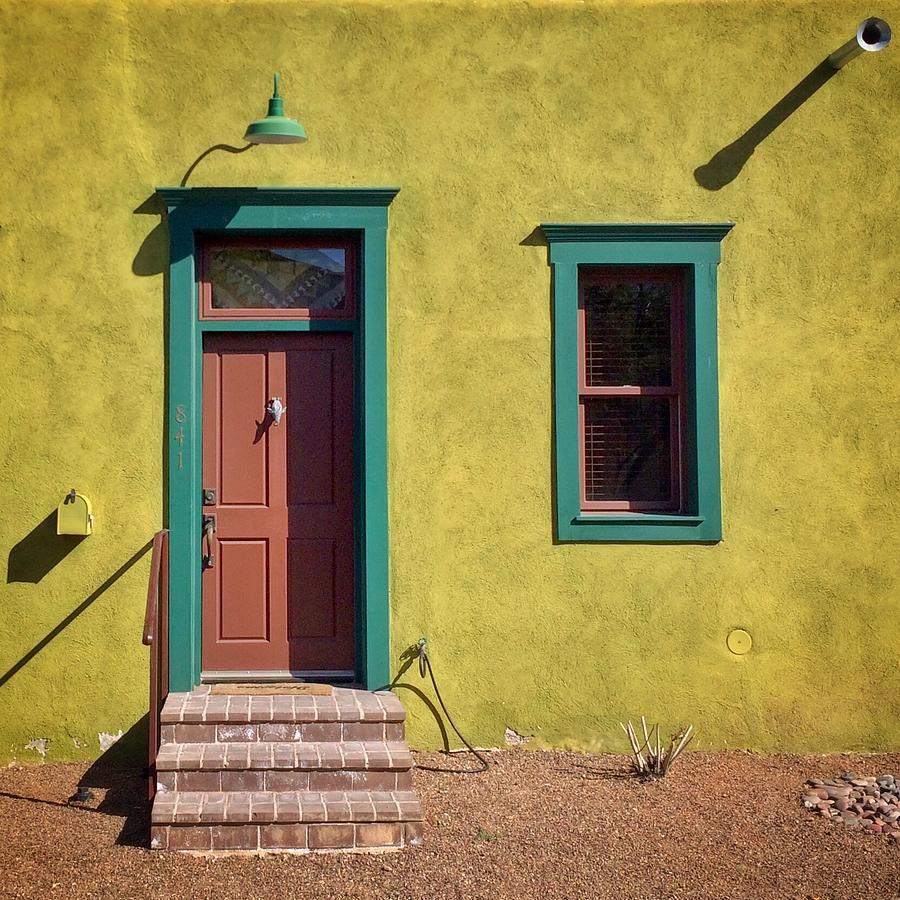 Closed Door Of House Photograph by Joseph Cyr / Eyeem
