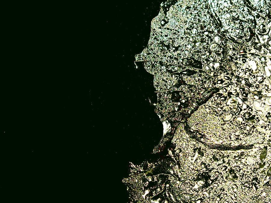 Planet Sculpture - Closer To Planet X by Robert Cunningham
