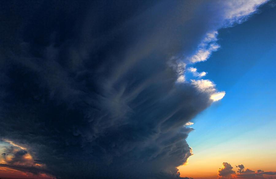 Cloud Photograph - Cloud 20130330-60 by Carolyn Fletcher