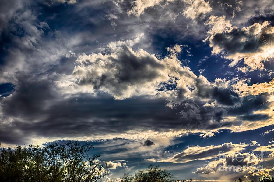 Cloud Drama Photograph