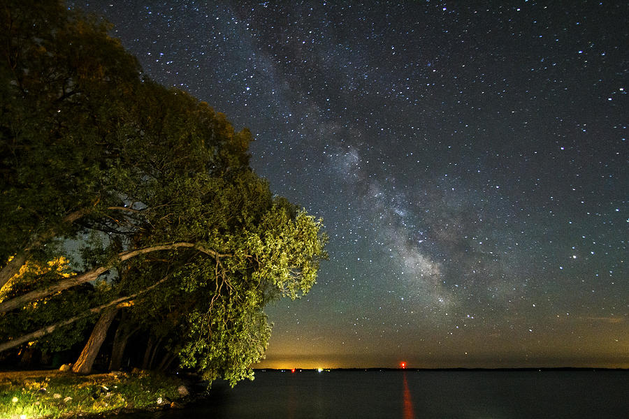 Matt Molloy Photograph - Cloud Of Stars by Matt Molloy