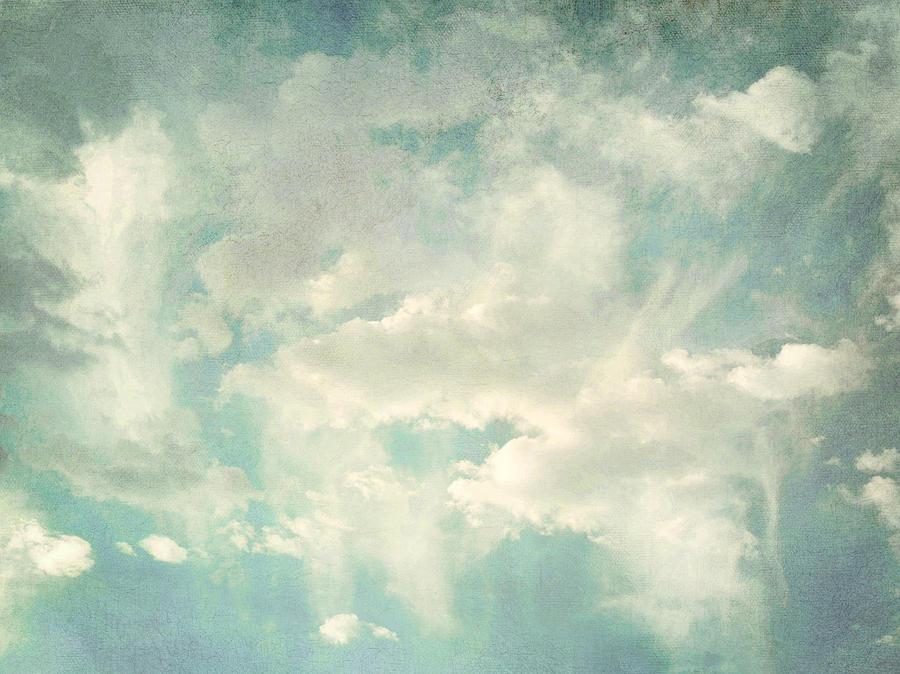 Brett Digital Art - Cloud Series 1 Of 6 by Brett Pfister