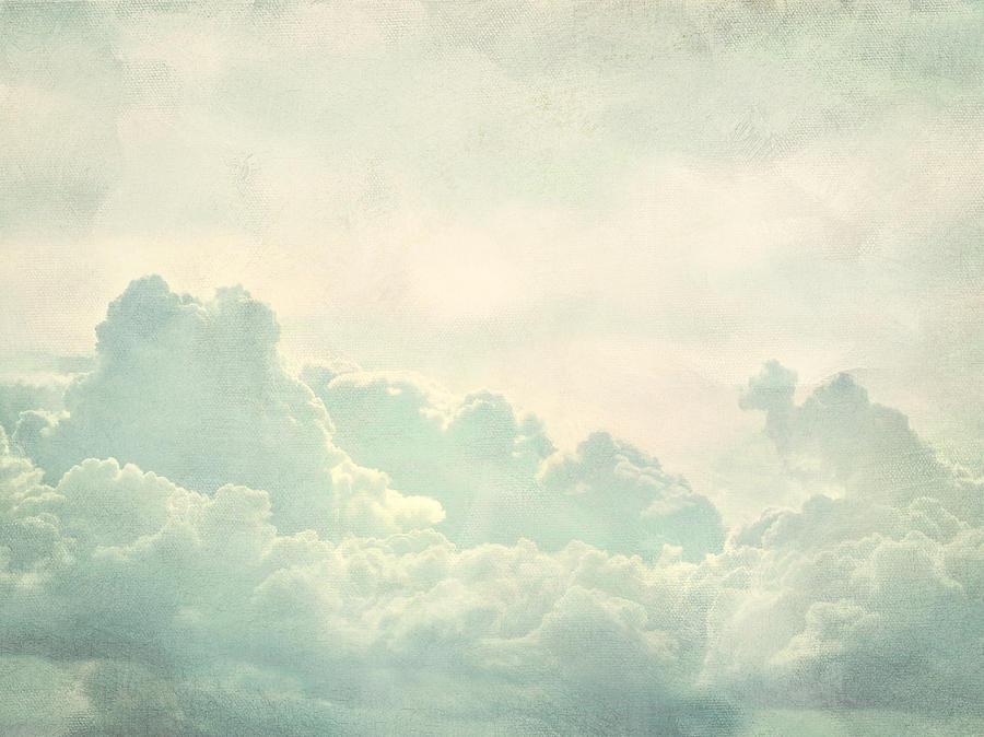 Brett Digital Art - Cloud Series 5 Of 6 by Brett Pfister