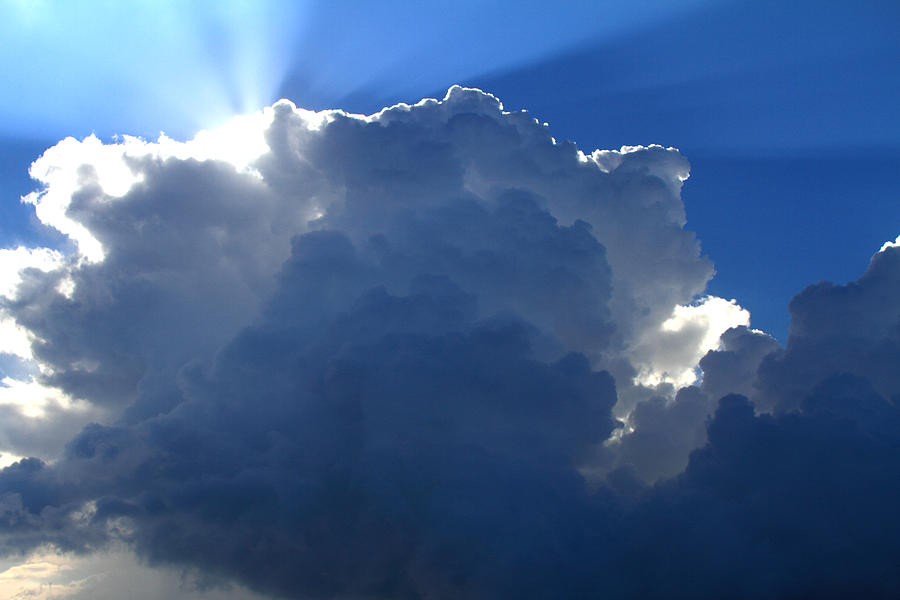 Cloud Photograph - Clouds 1 by Maxwell Amaro
