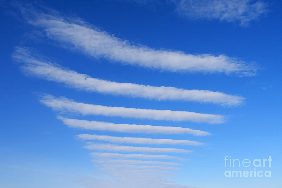 Nature Photograph - Clouds. by Alexandr  Malyshev