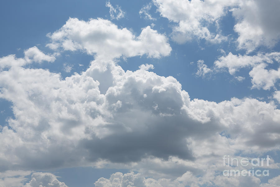 Clouds Photograph - Clouds by Kay Pickens
