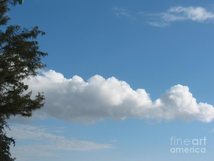 Clouds - Nuages - Ile De La Reunion - Reunion Island Photograph by Francoise Leandre