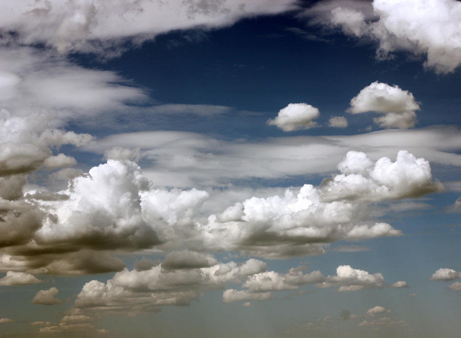Clouds Photograph - Clouds by Rakesh Iyer