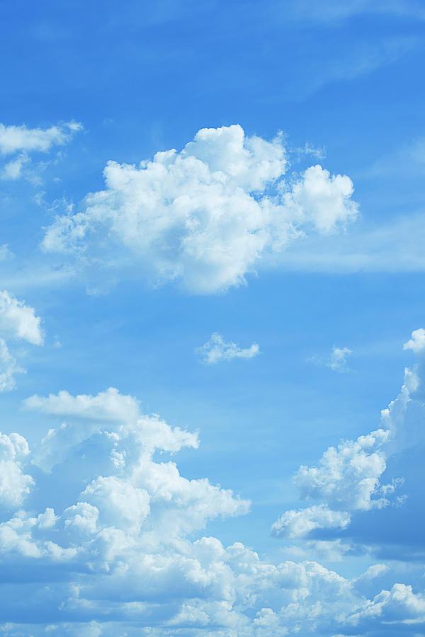 Cloudscape Photograph by Cactusoup