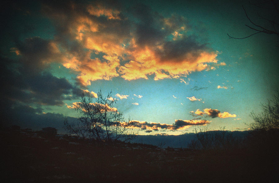 Clouds Photograph - Cloudy Now by Taylan Apukovska