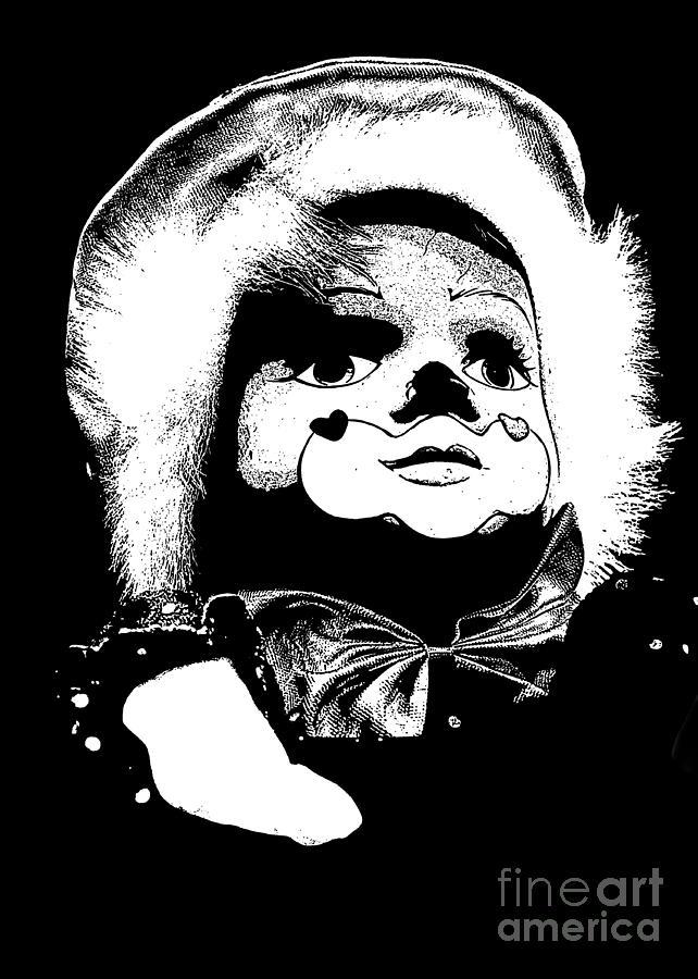Clowning Around Digital Art - Clowning Around by Linsey Williams