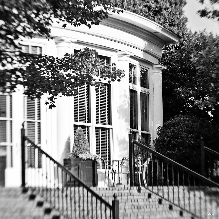 Lensbaby Photograph - Club House by Scott Pellegrin