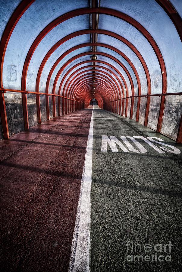 Secc Photograph - Clydeside Walkway by John Farnan
