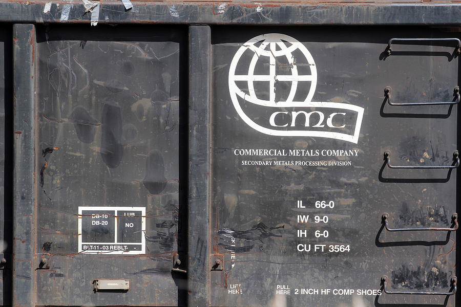 Cmc Steel Gondola by Joseph C Hinson