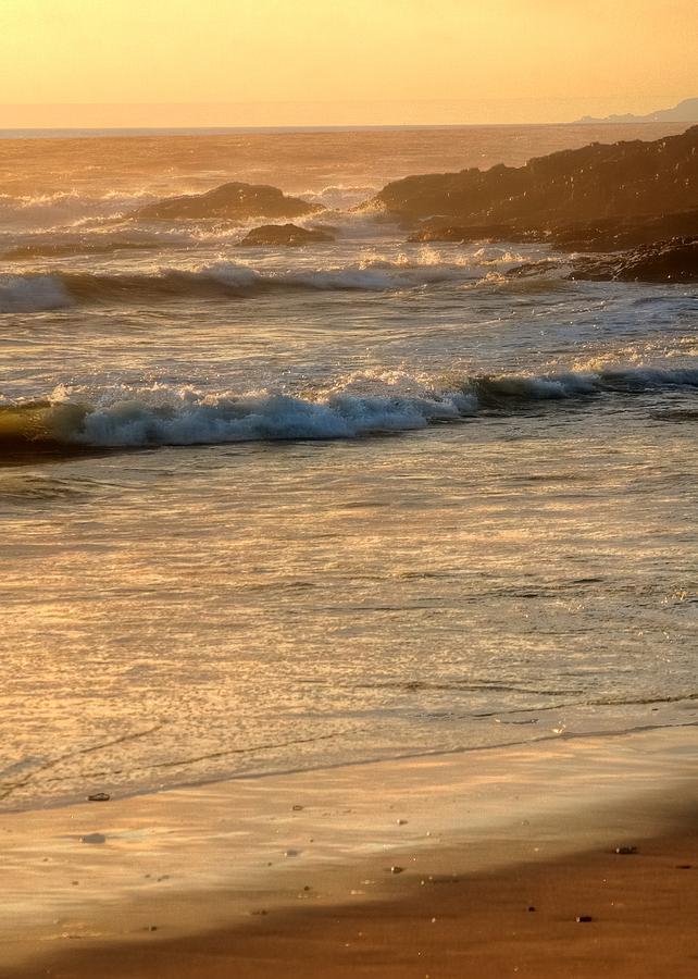 Coast Sunset 17658 Photograph