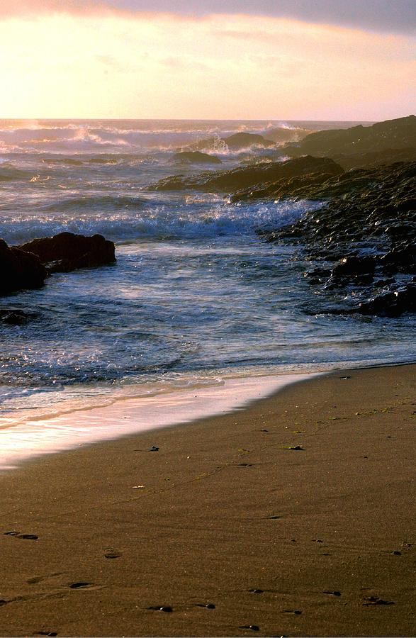 Coast Sunset 17664 Photograph