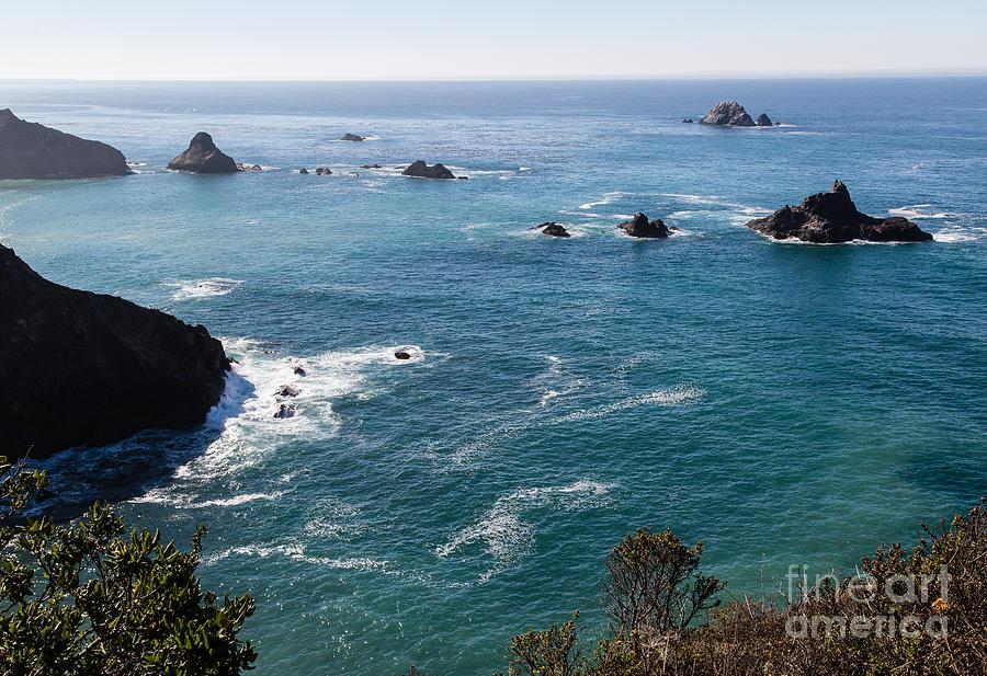 Coastline Photograph - Coastal California - 473 by Stephen Parker