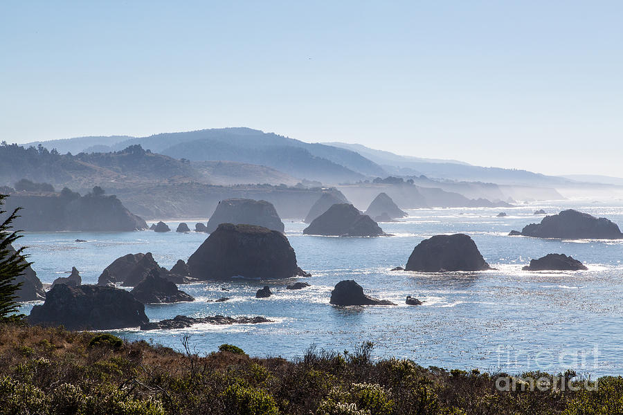 Coastal California Photograph - Coastal California - 474 by Stephen Parker