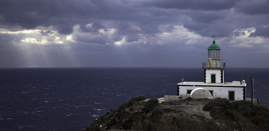 Coastal Greece Santorini 06 by Sentio Photography