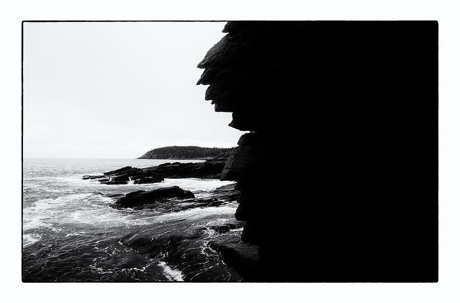 Atlantic Ocean Photograph - Coastal Scene 8 by Jeremy Herman