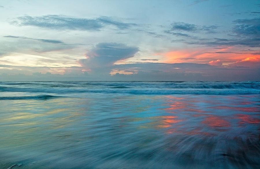 Topsail Photograph - Coastal Shift by Betsy Knapp