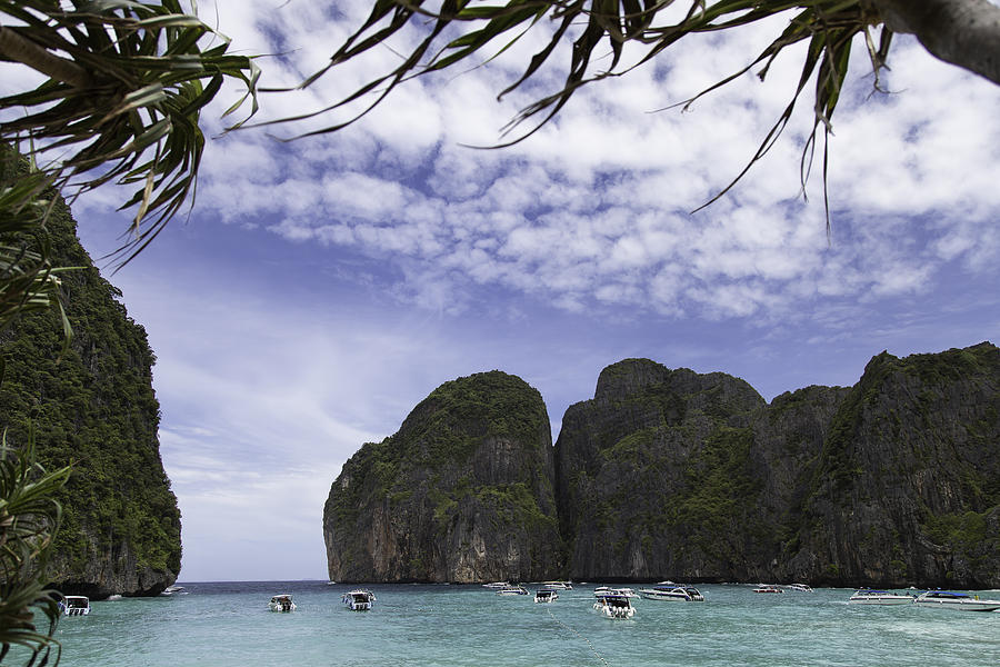 Coastal Thailand Koh Phi Phi 01 by Sentio Photography