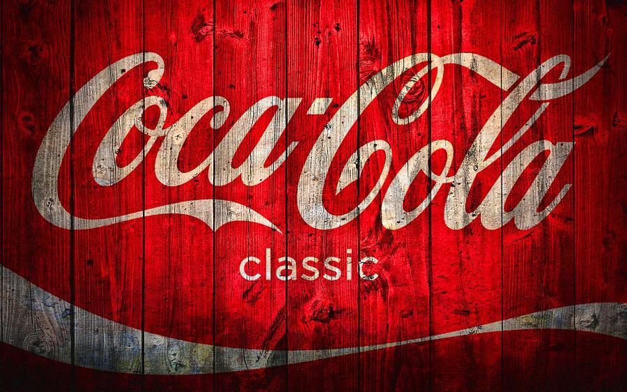 Coca Cola Photograph - Coca Cola Barn by Dan Sproul