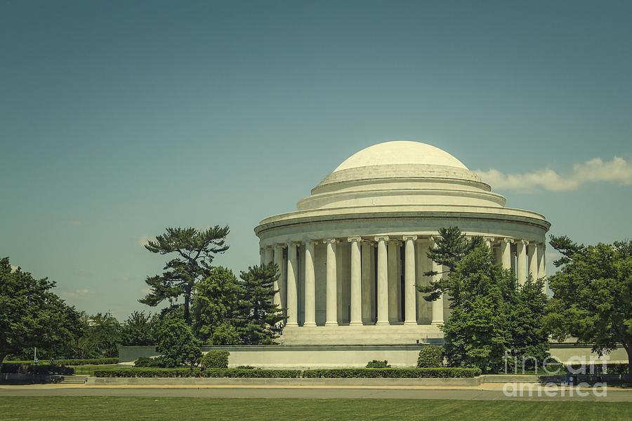Jefferson Photograph - Code Of Honor by Evelina Kremsdorf