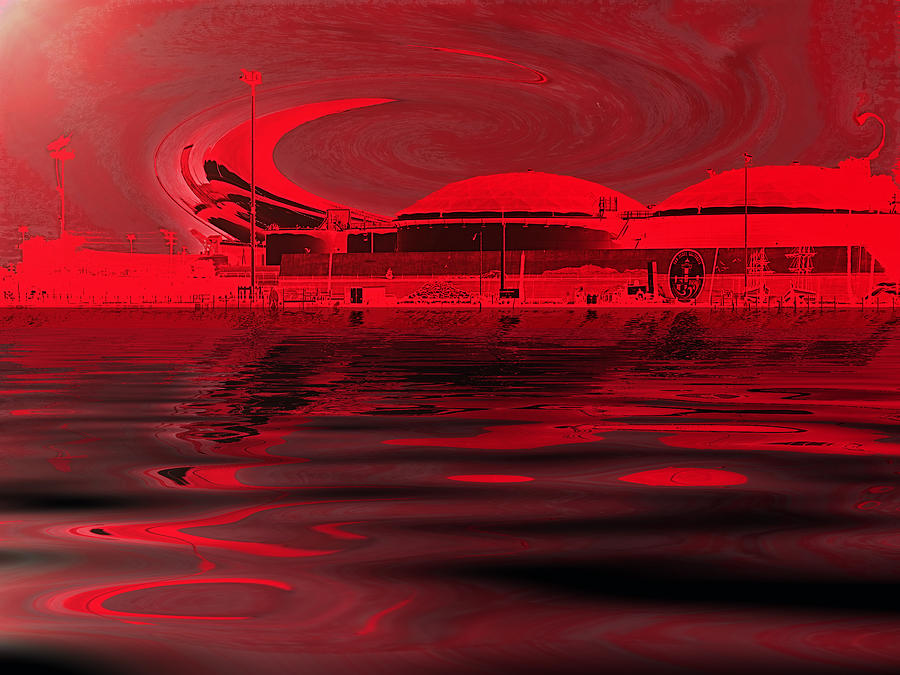 Code Red Digital Art - Code Red by Wendy J St Christopher