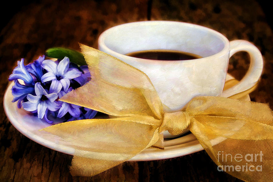 Aroma Photograph - Coffee 4 One by Darren Fisher