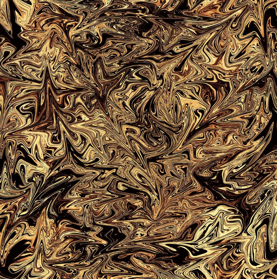 Coffee Digital Art - Coffee by Anthony Bean