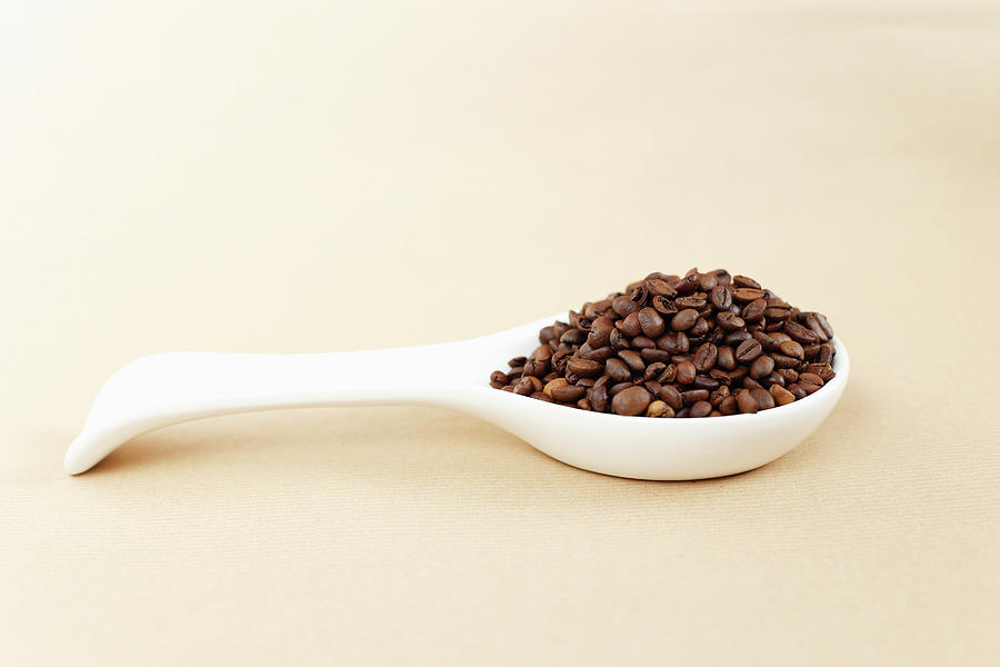 Coffee Beans Photograph by Bbostjan