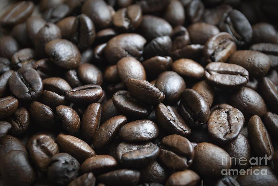 Coffee Photograph - Coffee by Jelena Jovanovic