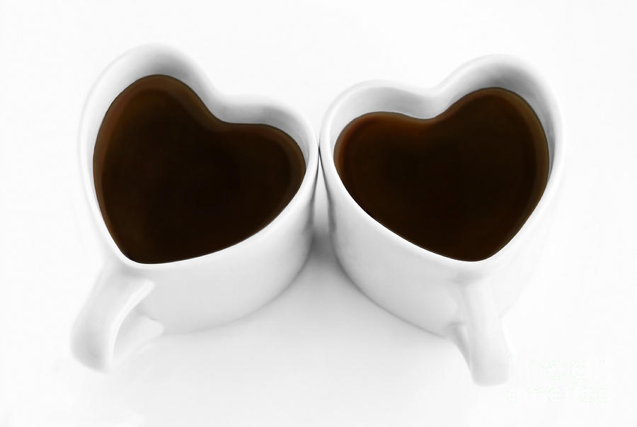 Coffee Photograph - Coffee Lovers by Dan Holm