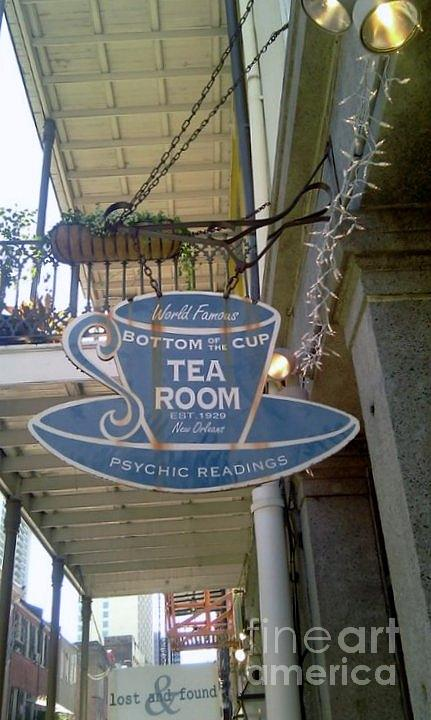 Coffee Tea Or Psychic Brew by Michael Hoard