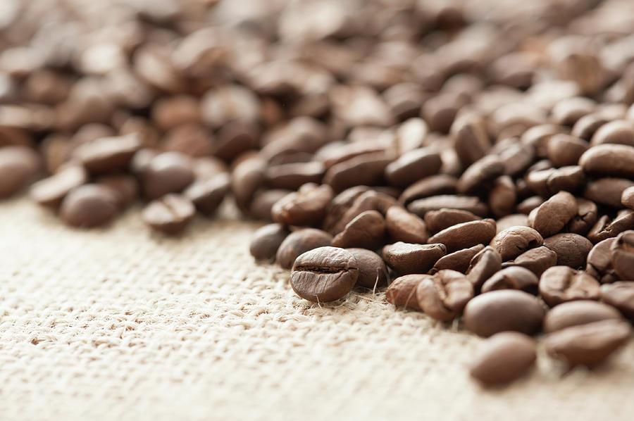 Coffee Photograph by Topalov