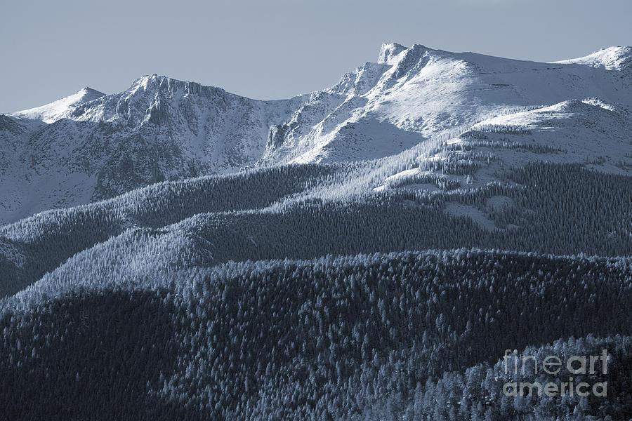 Cold Peak Photograph