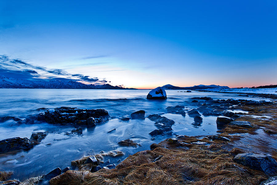 Cold Waters by Frank Olsen