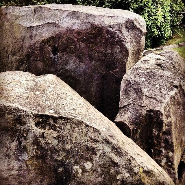 Kent Photograph - Coldrum Long Barrow  by Nic Squirrell