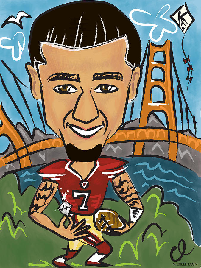 Colin Kaepernick - Achievement