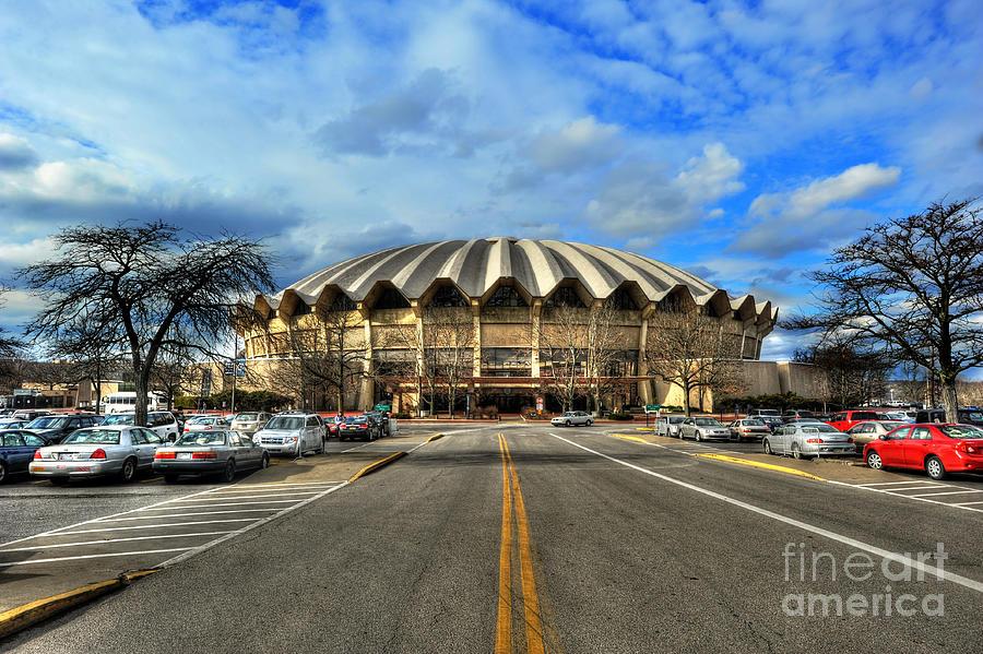 Coliseum Photograph - Coliseum Daylight by Dan Friend