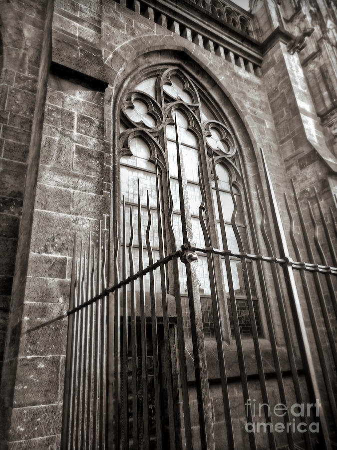 Koln Photograph - Cologne Germany - High Cathedral Of St. Peter - 14 by Gregory Dyer